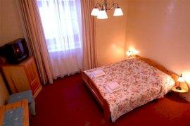 Hotel Ambrózia - franciaágyas szoba