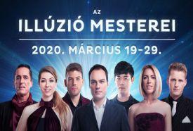 ILLÚZIÓ MESTEREI - 2020_Hungary Cultural , ILLÚZIÓ MESTEREI - 2020...