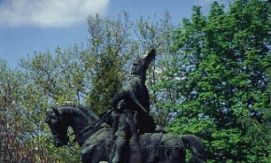 Kálmán herceg szobra_Gödöllő és környéke Köztéri szobor ,...