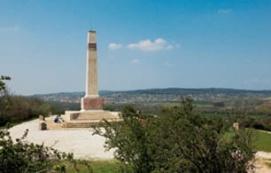 A pákozdi csata emlékműve_Fejér megye Köztéri szobor , A pákozdi...