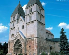 Jáki templom és a Szent Jakab-kápolna_Szombathely and surrounding...