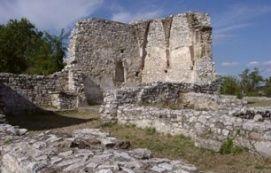 Szt. Mihály templom romja_Balaton északi part Templom , Szt. Mihály...