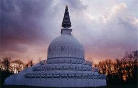 Buddhista sztupa_Nyugat-Dunántúl Műemlék , Buddhista sztupa...