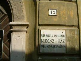 Budenz-Ház -Ybl-gyűjtemény_Fejér megye Műemlék , Budenz-Ház...