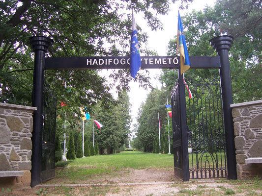 I. világháborús hadifogoly-temető_Nyugat-Dunántúl Park és kert , I....