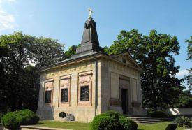 Alexandra Pavlovna sírkápolnája_Dunakanyar Templom , Alexandra Pavlovna...
