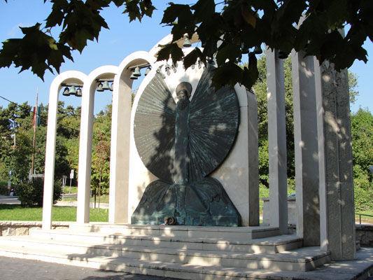 Himnusz-szobor_Budaörs és környéke Köztéri szobor , Himnusz-szobor...
