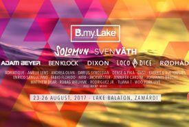 B.my.LAKE Fesztivál 2017_Balaton déli part Látnivalók , B.my.LAKE...