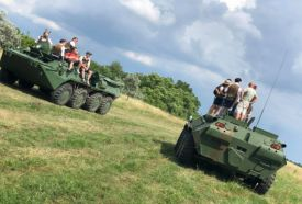 BTR 80 vezetése_Budaörs és környéke Különleges hely , BTR 80...