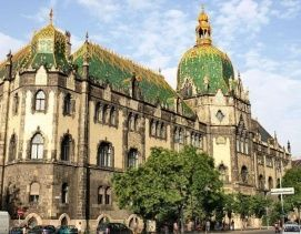 Iparművészeti Múzeum_Budapest tájegység Rendezvényhelyszín ,...