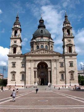 Szent István Bazilika_Budapest tájegység Templom , Szent István...