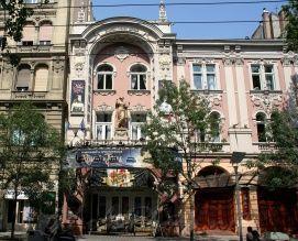 Budapesti Operettszínház_Budapest tájegység Színház , Budapesti...