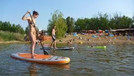 D-Beach a strand_Budapest és környéke régió Fürdő és strand ,...