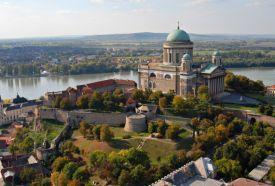 Esztergomi Bazilika_Budapest és környéke régió Látnivalók ,...
