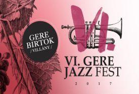 GERE Birtok - GERE Jazz Fesztivál 2017_Dél-Dunántúl...