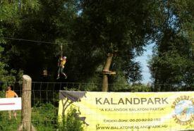 Gyenesdiási Ökokalandpark_Balaton Aktív kikapcsolódás , Gyenesdiási...