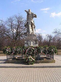 Honvéd-emlékmű_Budapest és környéke régió Köztéri szobor ,...
