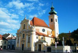 Karmelita Templom_Győr-Moson-Sopron megye Látnivalók , Karmelita...