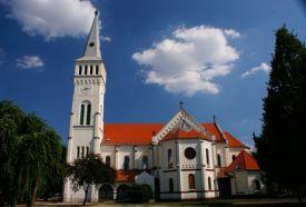 Jézus Szíve Római katolikus templom_Békés megye Látnivalók , Jézus...
