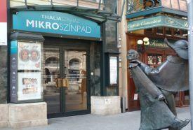 Mikroszínpad_Budapest tájegység Színház , Mikroszínpad budapesti...