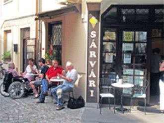 Sárvári Cukrászda_Monok Kávéház és cukrászda , Sárvári...