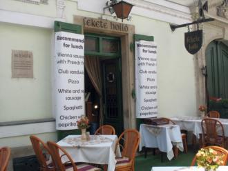 Fekete Holló Étterem_Budapest tájegység Kávéház és cukrászda ,...