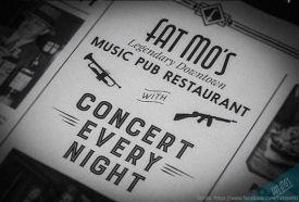 Fat Mo's Music Pub Restaurant_Budapest tájegység Étterem , Fat Mo's...