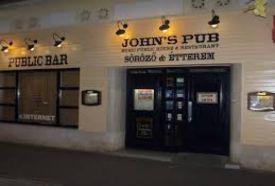 Johns Pub_Balaton Rendezvényhelyszín , Johns Pub balatoni...