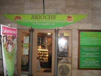 Brioche Cukormentes Cukrászda_Budapest tájegység Kávéház és...