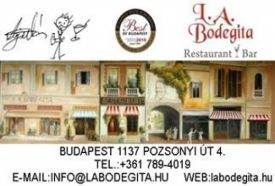 La Bodega Bistro & Cafe_Észak-Alföld Borpince , La Bodega Bistro & Cafe...