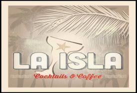 La Isla Cocktails & Coffee_Monok Rendezvényhelyszín , La Isla Cocktails...