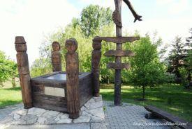 Ősök parkja_Dunakanyar Köztéri szobor , Ősök parkja dunakanyari...