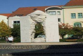 Milenniumi Emlékmű_Közép-Dunántúl Köztéri szobor , Milenniumi...