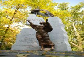 Szabadság angyala_Dél-Dunántúl Köztéri szobor , Szabadság angyala...