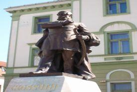 Kossuth-szobor_Dél-Dunántúl Köztéri szobor , Kossuth-szobor...