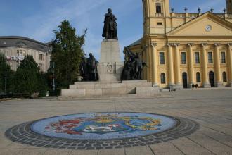 Debrecen város címere_Észak-Alföld Műemlék , Debrecen város címere...