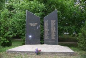 Hősi emlékmű a II. világháború áldozatainak...