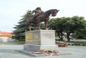 Kossuth Lajos szobra_Szabolcs-Szatmár-Bereg megye Köztéri szobor ,...