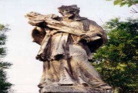 Nepomuki Szent János-szobor_Budaörs és környéke Köztéri szobor ,...