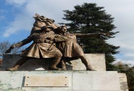 48-as gyalogezred emlékműve_Zala megye Köztéri szobor , 48-as...