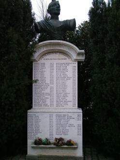 Világháborús emlékmű_Szekszárd és környéke Műemlék ,...