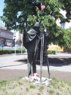 Beszédes József szobor_Szekszárd és környéke Műemlék , Beszédes...