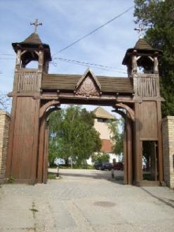 Várkapu_Szekszárd és környéke Műemlék , Várkapu Szekszárd és...