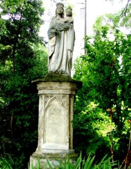 Madonna szobor_Szekszárd és környéke Műemlék , Madonna szobor...