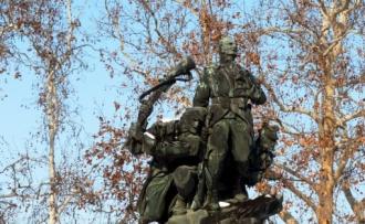 I. Világháborús hősi emlékmű_Szekszárd és környéke Műemlék ,...