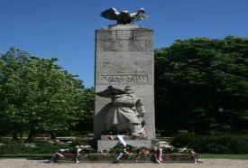 I. világháborús emlékmű_Hajdú-Bihar megye Köztéri szobor , I....