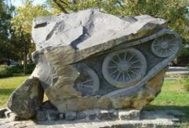 1956-os emlékmű_Hajdú-Bihar megye Köztéri szobor , 1956-os emlékmű...