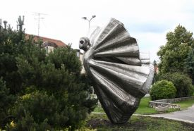 Metamorfózis_Nyugat-Dunántúl Köztéri szobor , Metamorfózis...