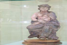 Gugyuló Jézus szobor_Dél-Dunántúl Köztéri szobor , Gugyuló Jézus...