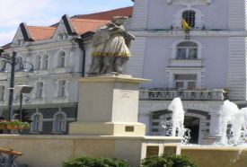Nepomuki Szent János szobra_Dél-Dunántúl Köztéri szobor , Nepomuki...